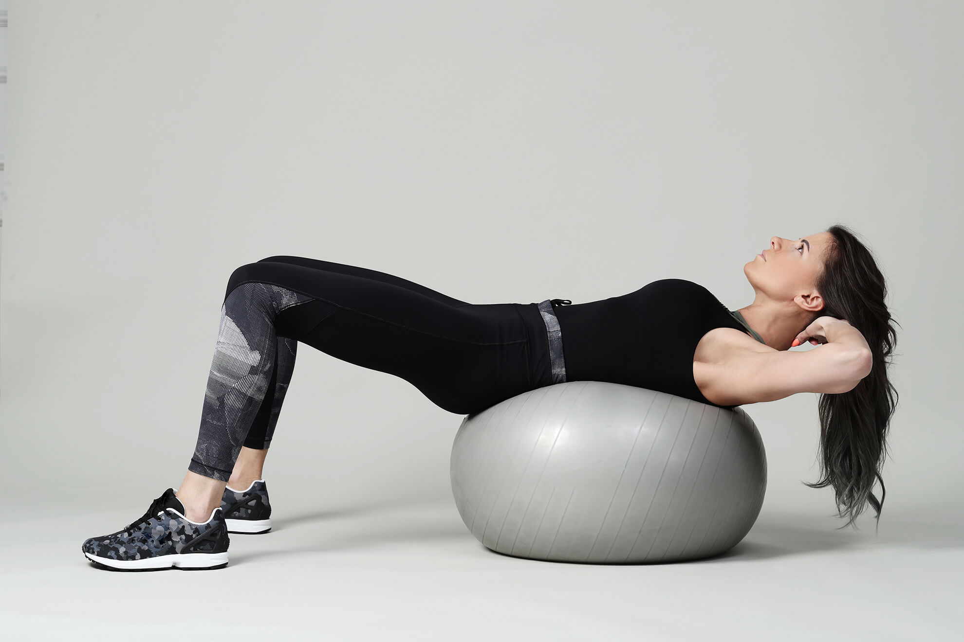 Top 5 Full Body Toning Stability Ball Exercises