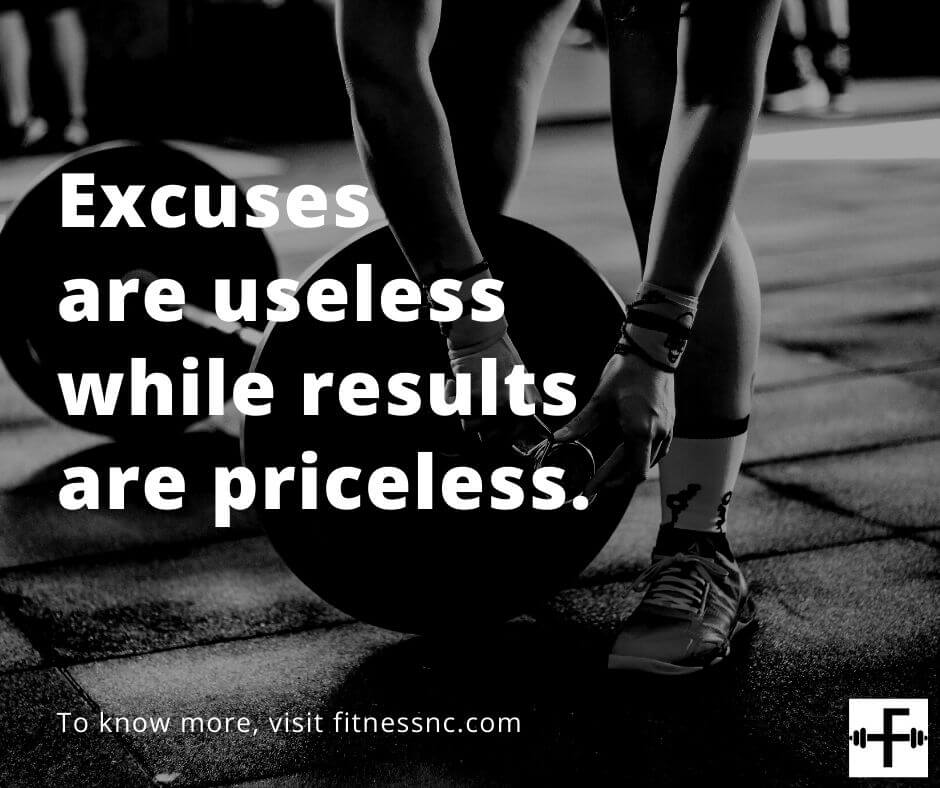 Top 6 Excuses for Not Exercising And Their Solutions