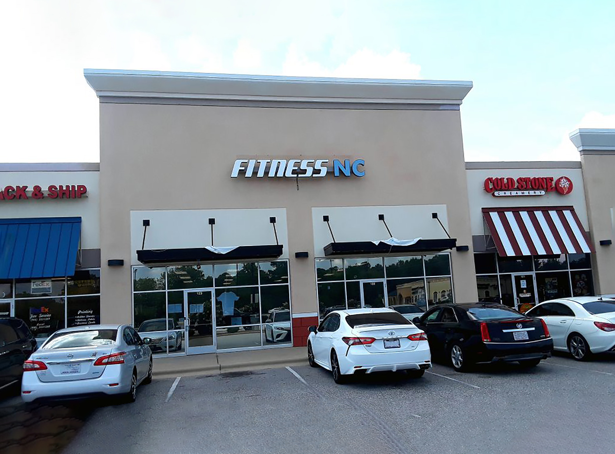 Gym And Fitness Center In Hope Mills North Carolina Fitness Nc