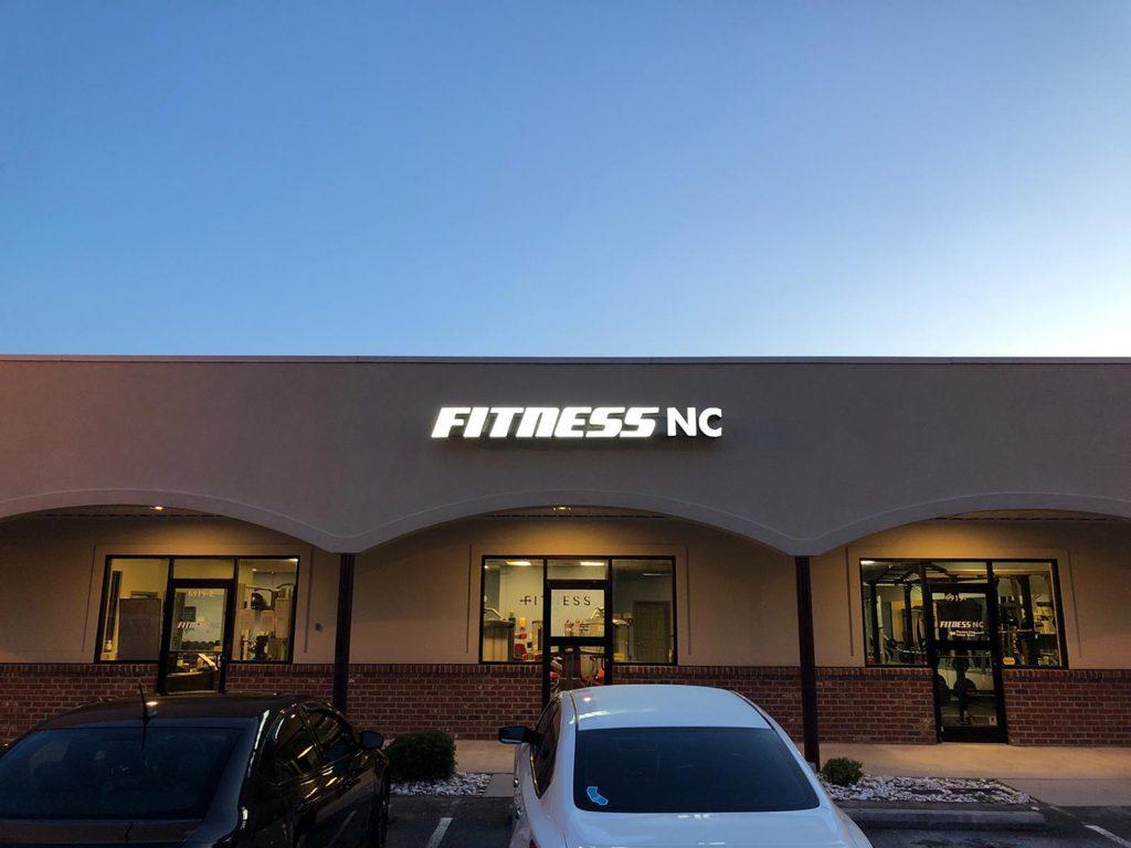 fitness nc newport