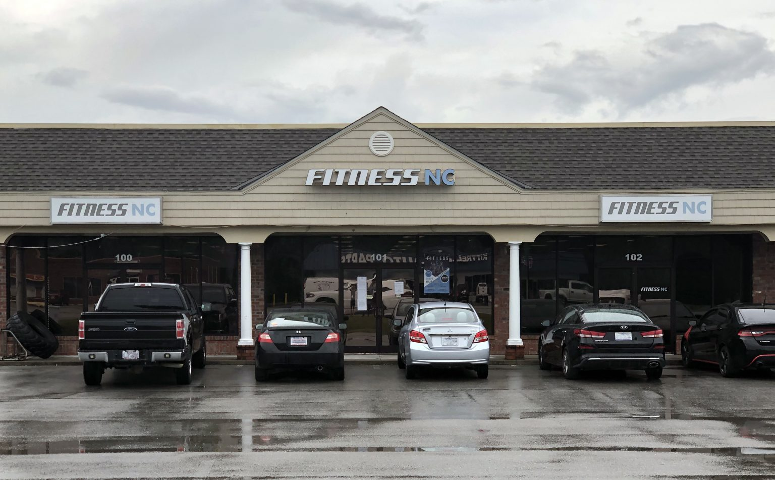 Gym And Fitness Center In Havelock North Carolina Fitness Nc