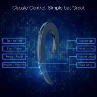 JAKCOM ET NonInEar Concept Earphone New Product of Earphones Headphones 2020 as blue tooth earphone price airoha 1536 b10 tws